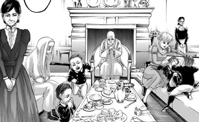 タイバー家の一族