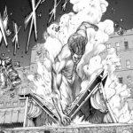 進撃の巨人ぶち壊すエレン